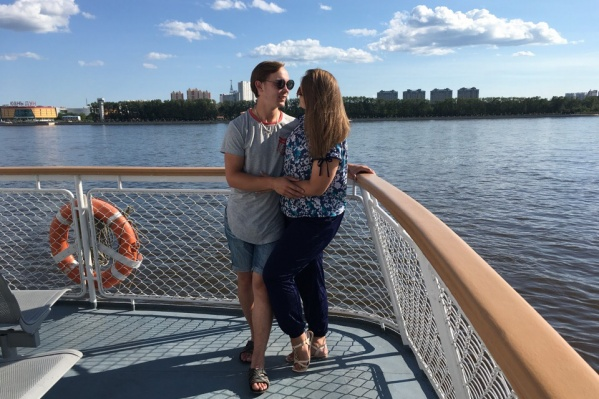 Дмитрий и Ульяна проехали на «Жигулях» от Красноярска до Владивостока