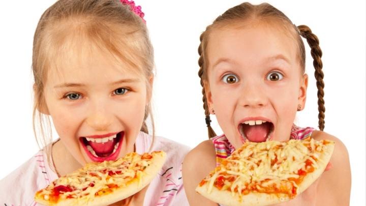 В «Кушай суши и пиццу» обновилось меню для детей