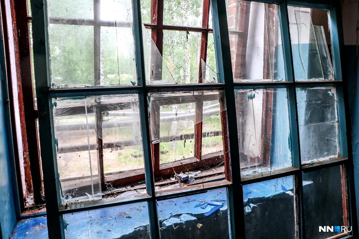 Дзержинск после событий 1 июня выглядел вот так