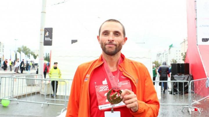 Победителю пермского марафона запретили участвовать в международных соревнованиях