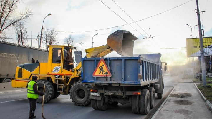 Власти Прикамья выбрали 50 объектов для дорожного ремонта в рамкахнацпроекта