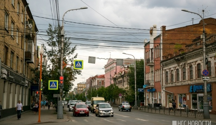На выходные Красноярск затянет тучами