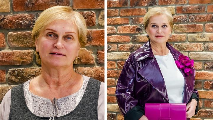 Бабуля, ты супер: преображение статной Ирины, теперь она забирает внука из школы во всеоружии