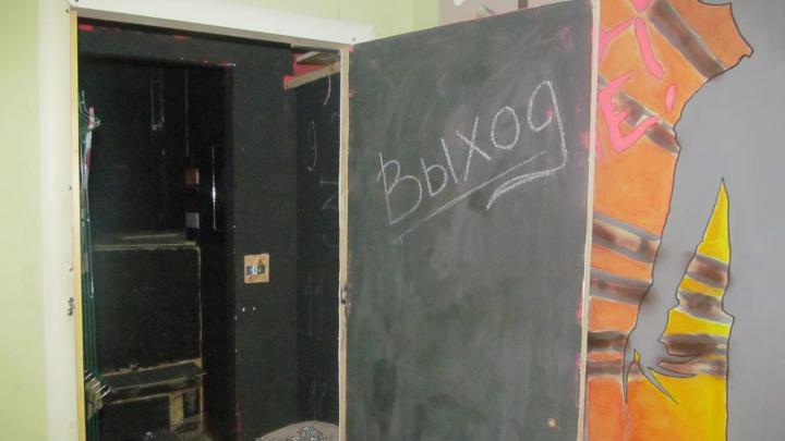 Организатора квест-комнаты, где пострадала девушка, отправили под домашний арест