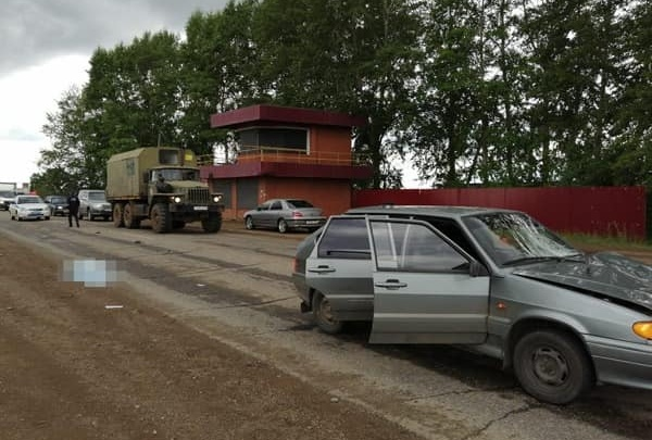 В Башкирии за сутки в ДТП погибли два человека