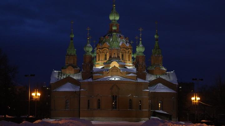 На реставрацию храма в центре Челябинска потратят полмиллиарда рублей