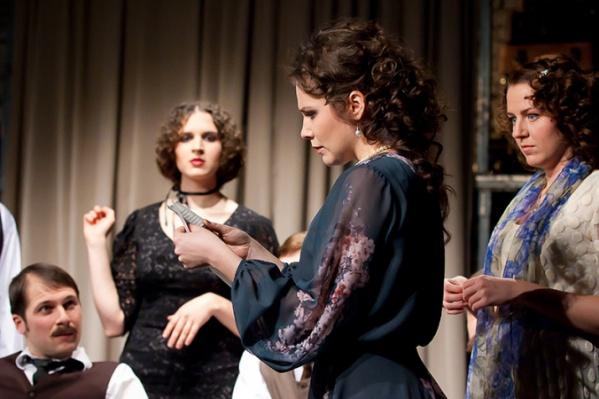 1 ноября отменяется спектакль «Гранатовый браслет»
