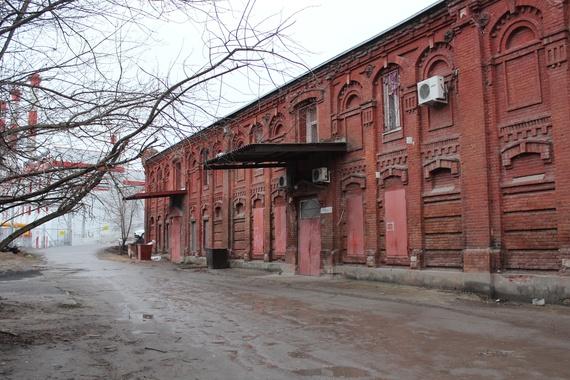 Ростовчане вступились за участок, где находится архитектурная достопримечательность города