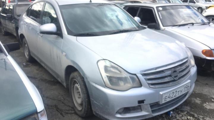 Екатеринбурженке бесплатно вернули автомобиль, за хранение которого штрафстоянка требовала 50 тысяч