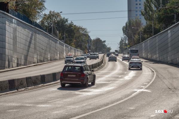 Строительство дороги должно быть завершено к декабрю 2019 года