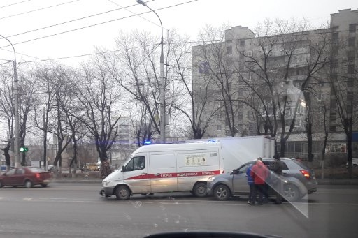 Инцидент произошел ранним утром, когда все торопились на работу