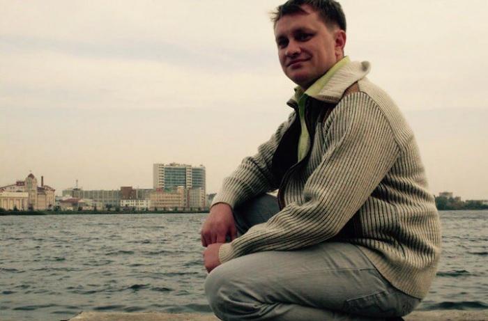 Андрей Поляков (на фото) со своей партнёршей по бизнесу Оксаной Поляковой получили лицензию на патент ещё в 2014 году