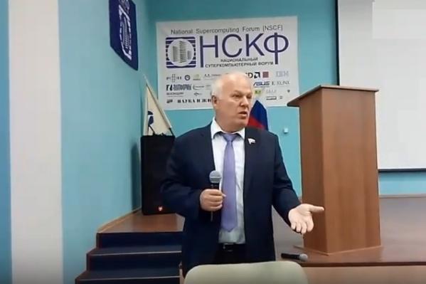 Анатолий Грешневиков приехал в Переславль