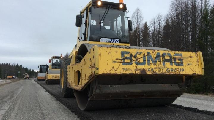 В Прикамье отремонтируют 19 километров трассы до Чусового