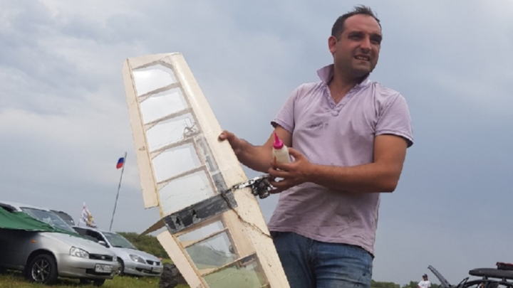 26-летняя пилот из Московской области разгромила соперников в воздушном бою под Волгоградом