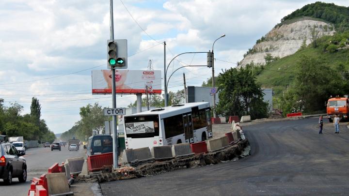 «Ремонта здесь не видно»: врио губернатора не заметил работ на Красноглинском шоссе