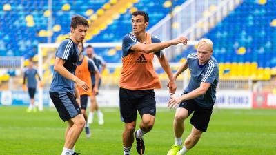 ФК «Ростов» провел первый гостевой матч сезона
