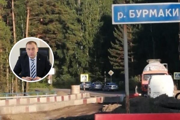 Летом Хохрякова поймали пьяным за рулем в районе Бурмакинской горы