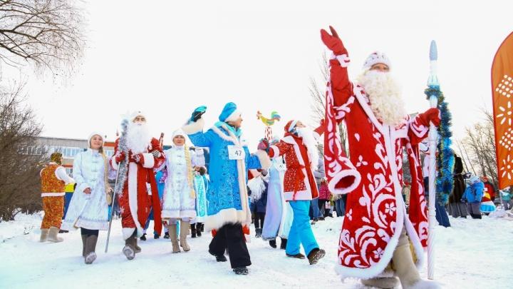 Танцуем на Тихой дискотеке и болеем за Дедов Морозов: куда сходить пермякам в выходные и на неделе