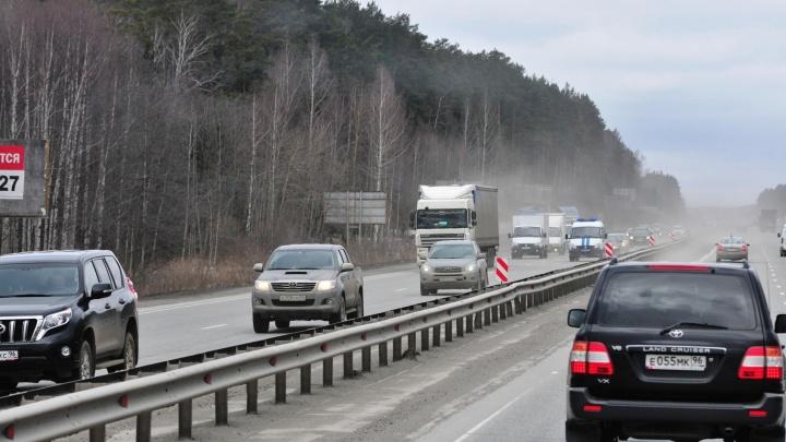 Часть Пермского тракта перекроют, чтобы провезти гигантские баки для Газпрома