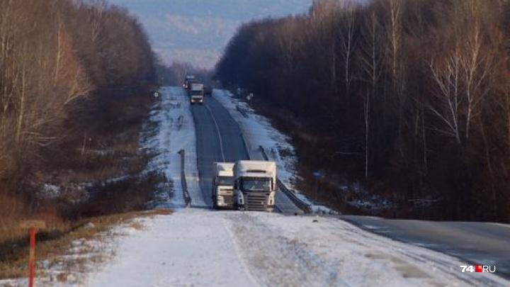 Банду иностранцев отправили в колонию за нападения на дальнобойщиков в Челябинской области