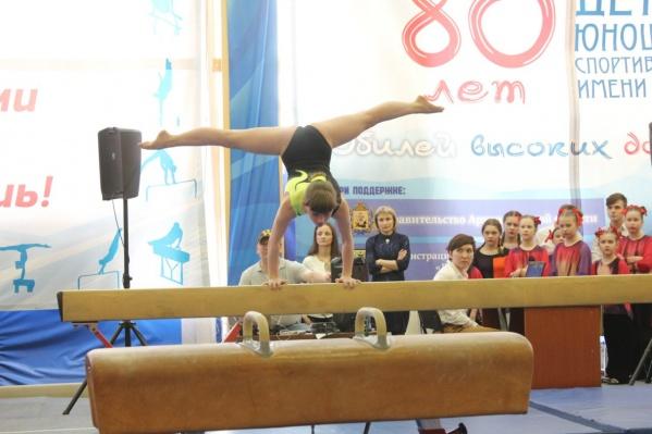 В специализированном зале будут заниматься гимнасты архангельской ДЮСШ имени Героя Советского Союза П. В. Усова