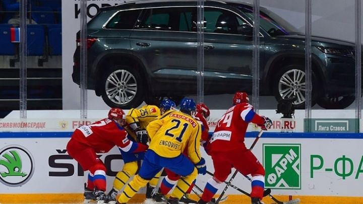 Хоккей в каждом: завершился Кубок Первого канала при поддержке ŠKODA AUTO Россия