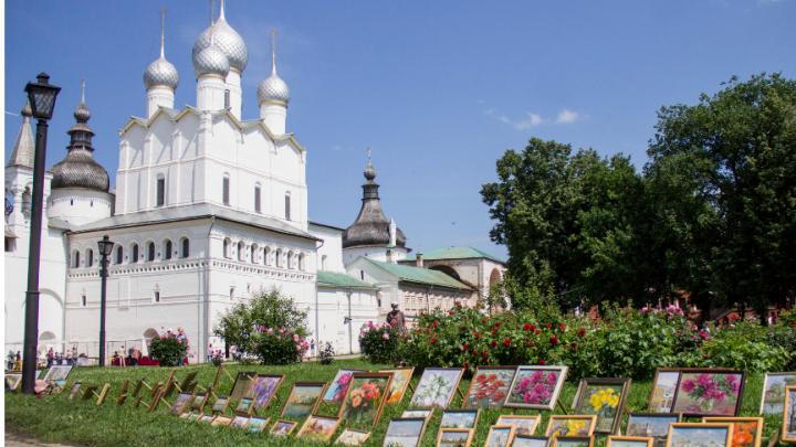 «Подай поднос!»: в Ростове пройдет фестиваль народных промыслов