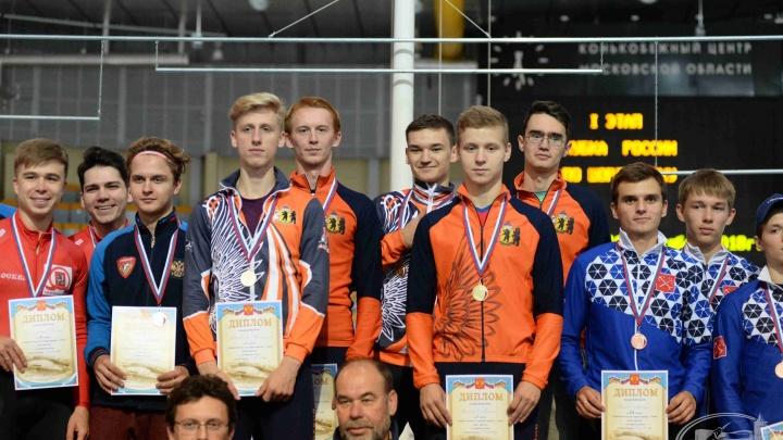 Ярославские конькобежцы стали лучшими средисильнейших спортсменов России