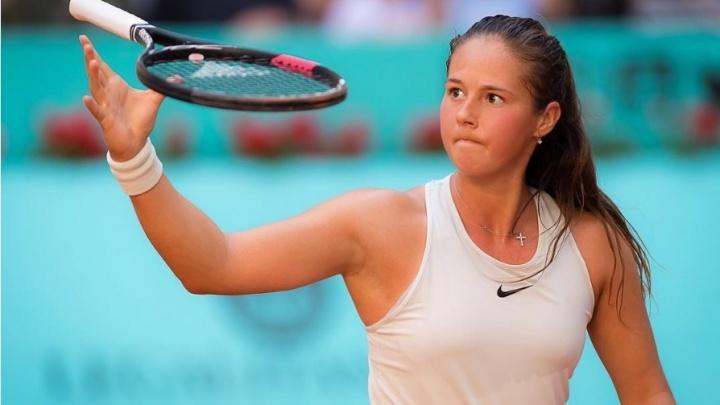 Тольяттинская теннисистка Дарья Касаткина поборется за престижную премию WTA