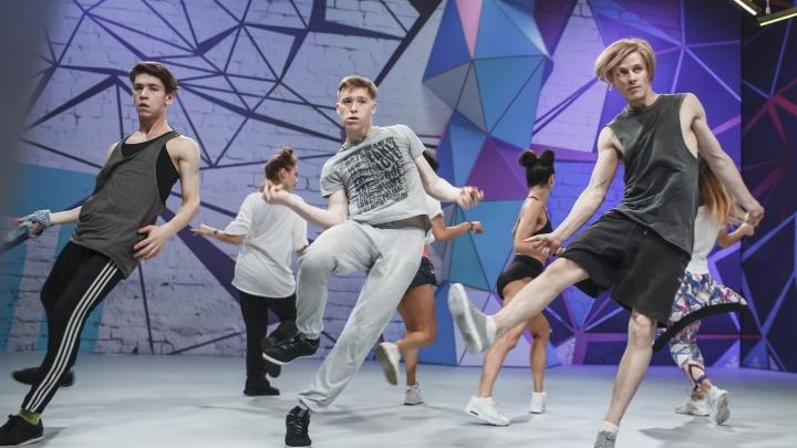 СКАТ-ТНТ запускает танцевальную гонку по России