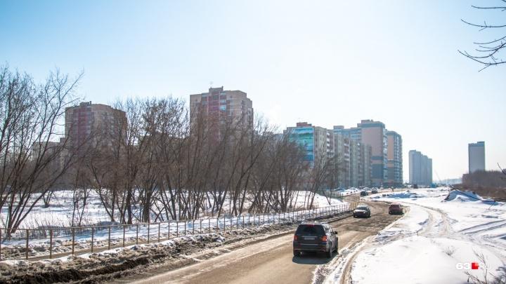 В Волгаре проверили воздух на содержание вредных канализационных выбросов