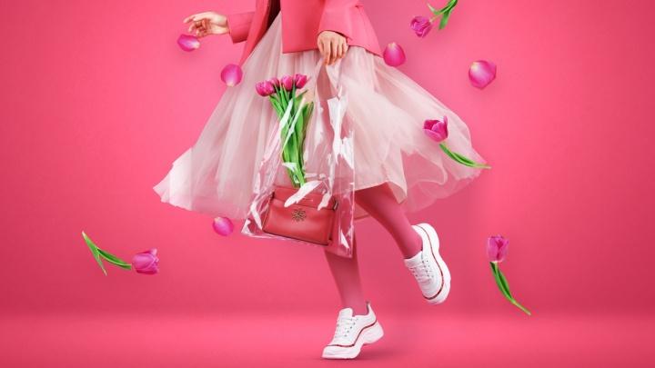 Расцветаем вместе с летом: на Тюмень обрушились жаркие цены на обувь