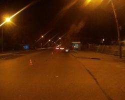 Скончался по дороге в больницу: в Ярославской области иномарка насмерть сбила пешехода