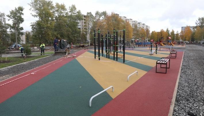 Архангелогородцы решили обустроить спортплощадки на окраинах города за бюджетные деньги