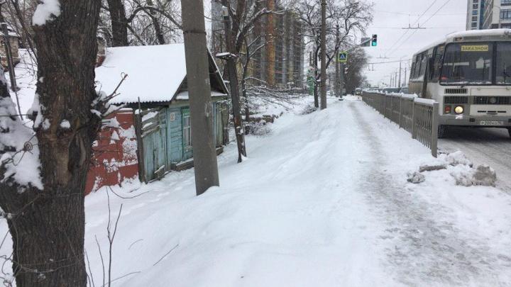 «Это не экстремальное явление»: за сутки в Екатеринбурге выпало 90% месячной нормы осадков