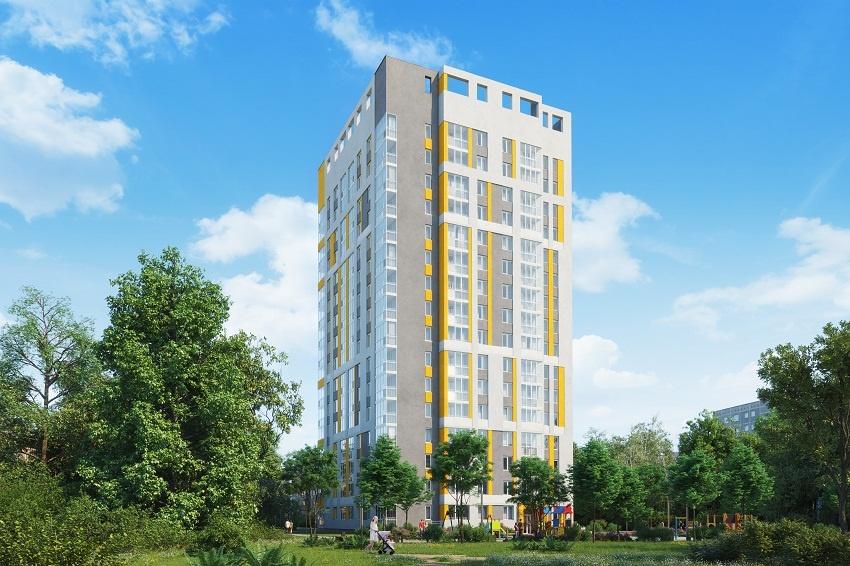 Отличительная особенность ЖК «Луч» — фантастически удобные планировки квартир