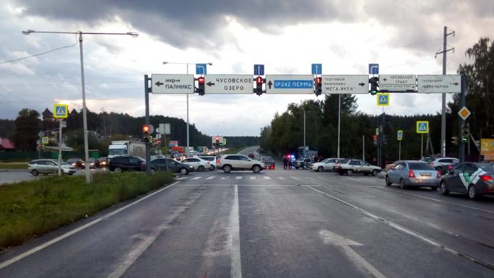 «У Mazda был зеленый»: подробности аварии на Объездной, где пострадали пять человек