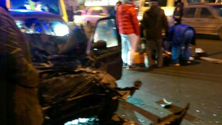 Полиция задержала 28-летнего водителя, сбившего четверых человек на Московском проспекте