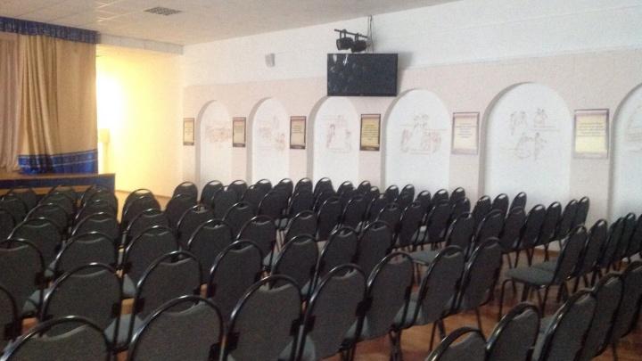 «Собралась шайка, готовая умертвить детей»: на собрании в лицее №9 поспорили из-за кедровых спреев