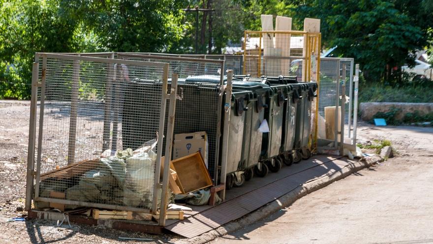 Жителю Самарской области добавили лишних людей в квитанцию за вывоз мусора