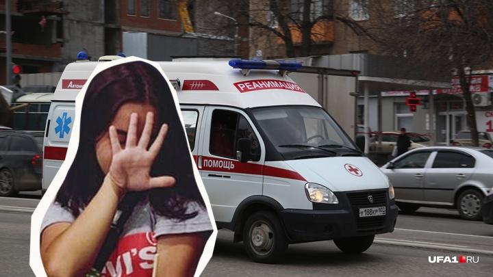 В Уфе 13-летняя девочка упала замертво после того, как проверила соцсети