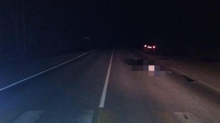 В Башкирии под колесами «Лады» погиб 32-летний мужчина