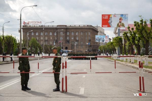 Во власти пешеходов главная площадь города окажется 2, 4 и 7 мая