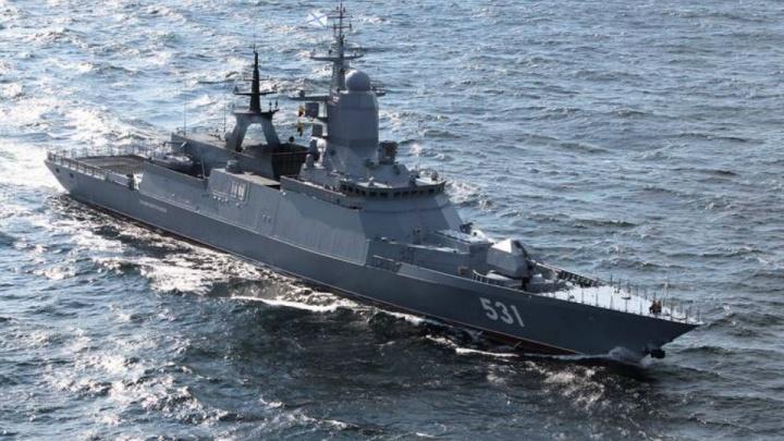 На границе с Ростовской областью: ВМС Украины провели учения в Азовском море
