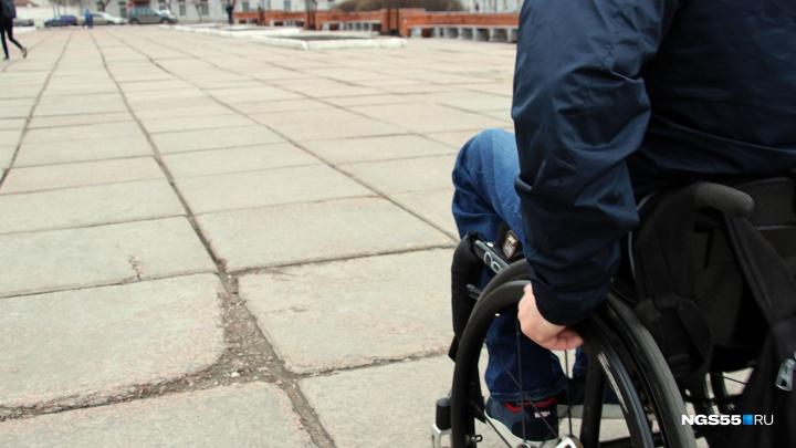 «Там только фильмы про войну снимать»: в Омске не могут найти помещение для детей-инвалидов