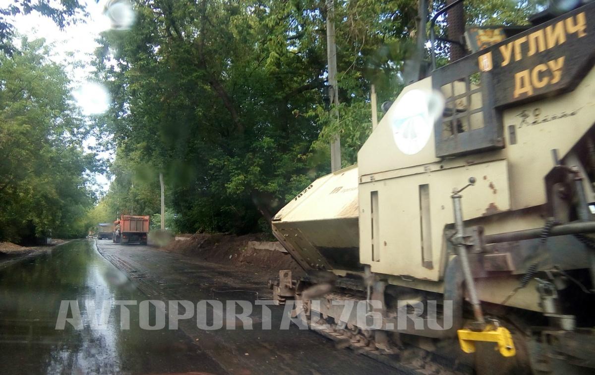 Общественники говорят, что следят за ремонтом 1-й Шоссейной