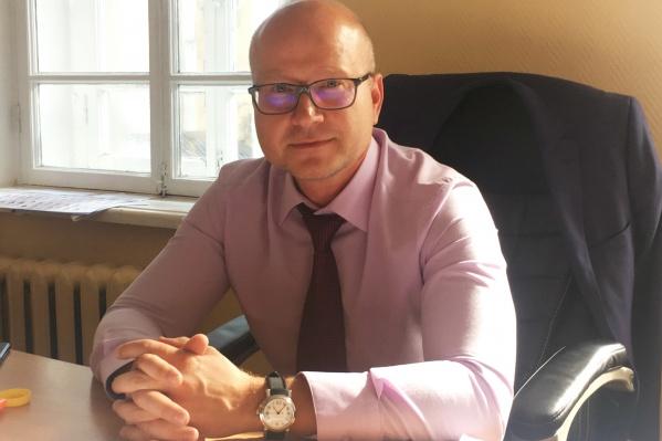 Александр Филяев возглавляет департаментохраны объектов культурного наследия Ярославской области с конца мая 2018 года