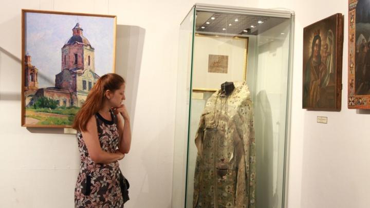 «Казак без веры — не казак»: в Мемориально-историческом музее открылась уникальная выставка