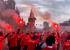 Околофутбола: смотрим яркую подборку фото болельщиков «Урала» и «Спартака»